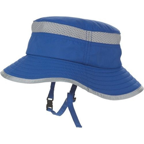 Sunday Afternoons Kids Fun N Sun Bucket Hat Infant 0-6 Months Royal Blue