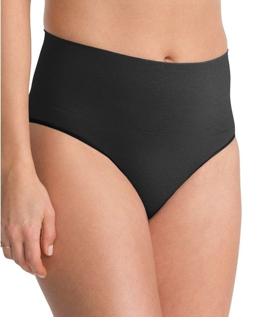 SPANX Every Day Shaping Panties Seamless Brief SS0715 Black Large