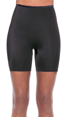 SPANX Hide & Sleek Mid Thigh Shaper 2508 Small Black