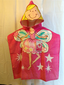 Fairy Hooded Towel T6501