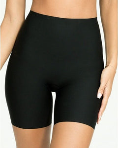 SPANX Thinstincts Mid-Thigh Short 10005P Very Black 2X-Large