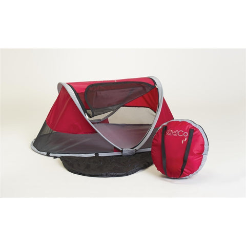 KidCo Peapod Infant/Child Travel Bed in Cranberry
