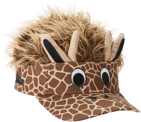 Flair Hair Giraffe Visor