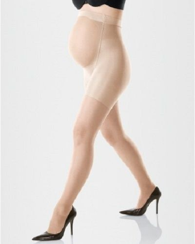 SPANX Mama Pantyhose for the Expecting Women Nude A