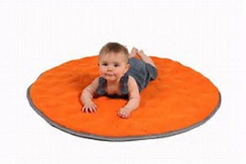 Nook Sleep System LilyPad Playmat, Poppy Orange