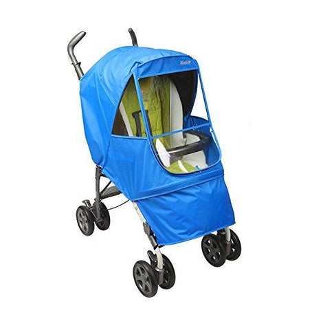 Manito Breath Royal Plus 3D Mesh BPST-49000 Stroller & Car Seat Pad Blue
