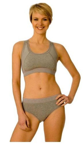 La Leche League International Pull Over Sport Nursing Bra 4102
