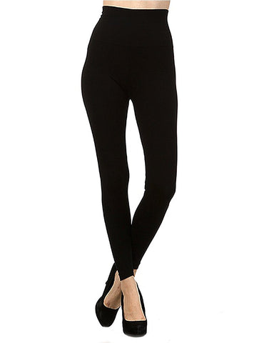 M. Rena Tummy Tuck High Waist Ankle Leggings
