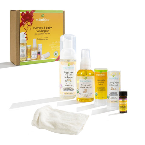 Mambino Organics Mommy & Baby Bonding Kit