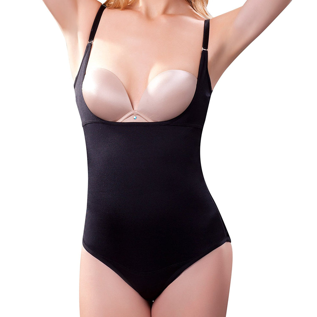 Vedette Braless Body Shaper with Panty Eveonne 107