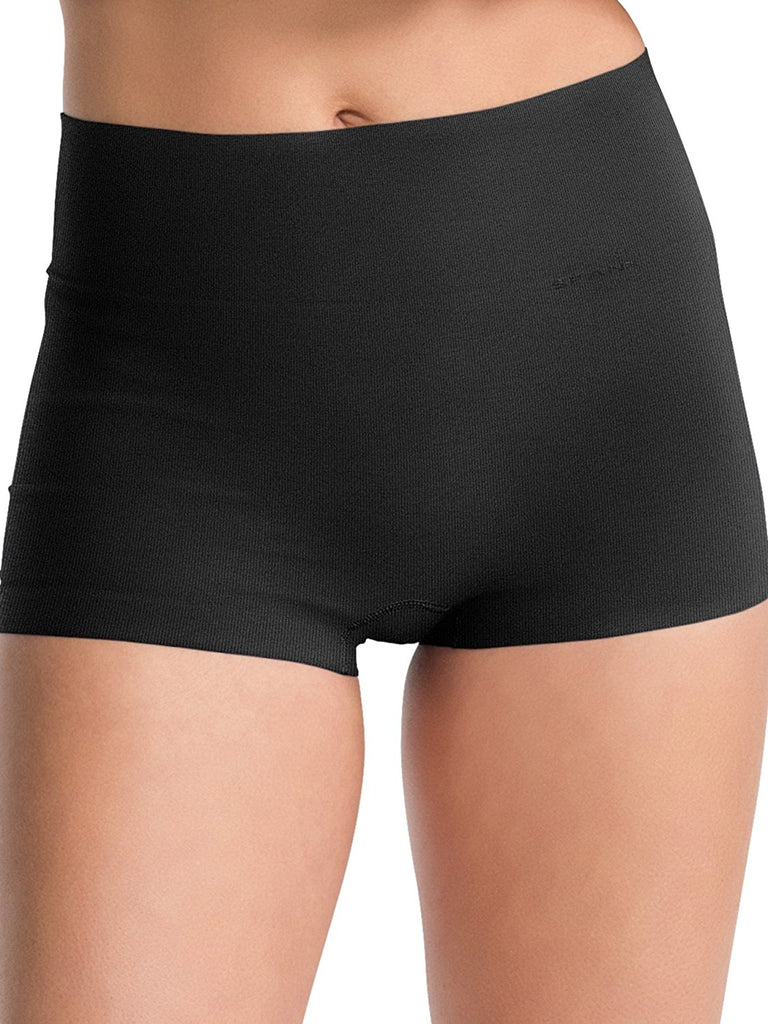SPANX Women's Everyday Shaping Panties Seamless Boyshort