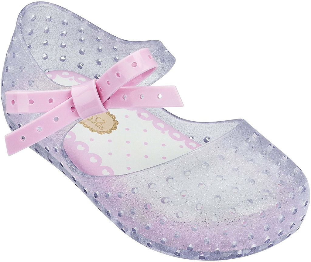 Melissa Girls Mini Furadinha X Mary Jane Flat