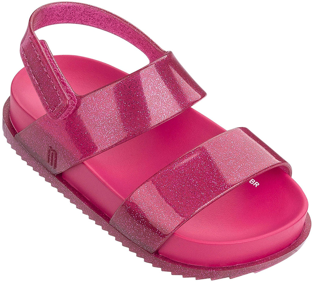 ILHABELA HOLDINGS INC. Melissa Girls Mini Cosmic Sandal