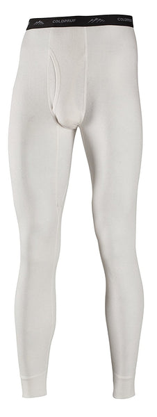 Coldpruf Men's Platinum Dual Layer Bottom 90 Winter White Medium