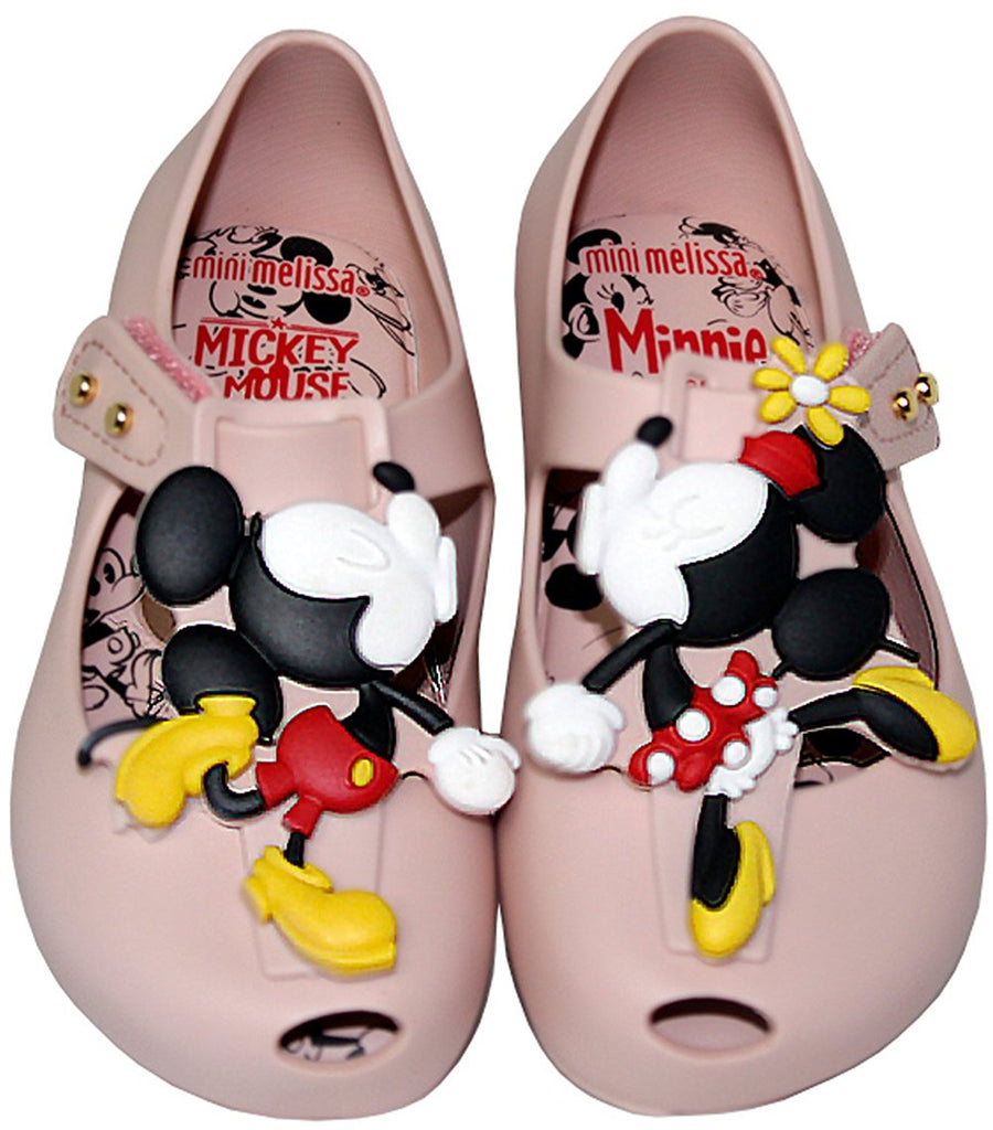 Mini Melissa Kids' Mini Ultragirl + Disney Mary Jane Flat