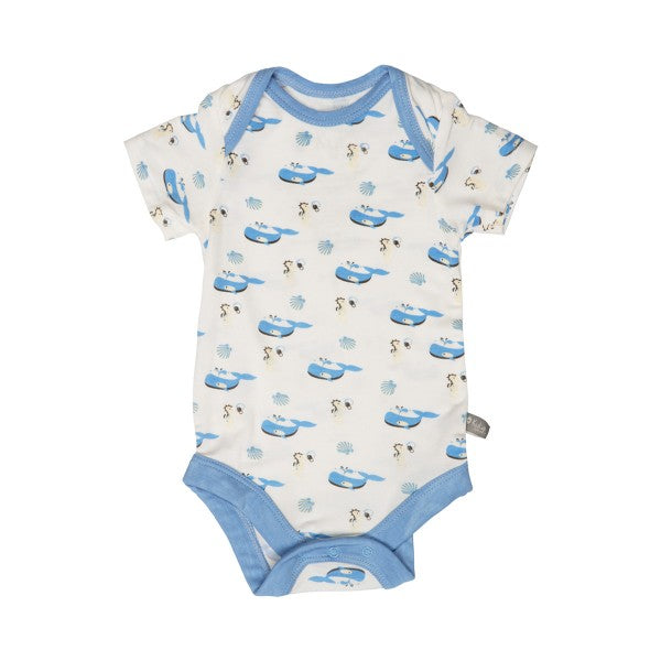 Kyte Baby Layette Printed Bamboo Suit