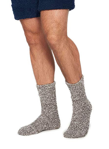 Barefoot Dreams The COZYCHIC Heathered Men's Socks