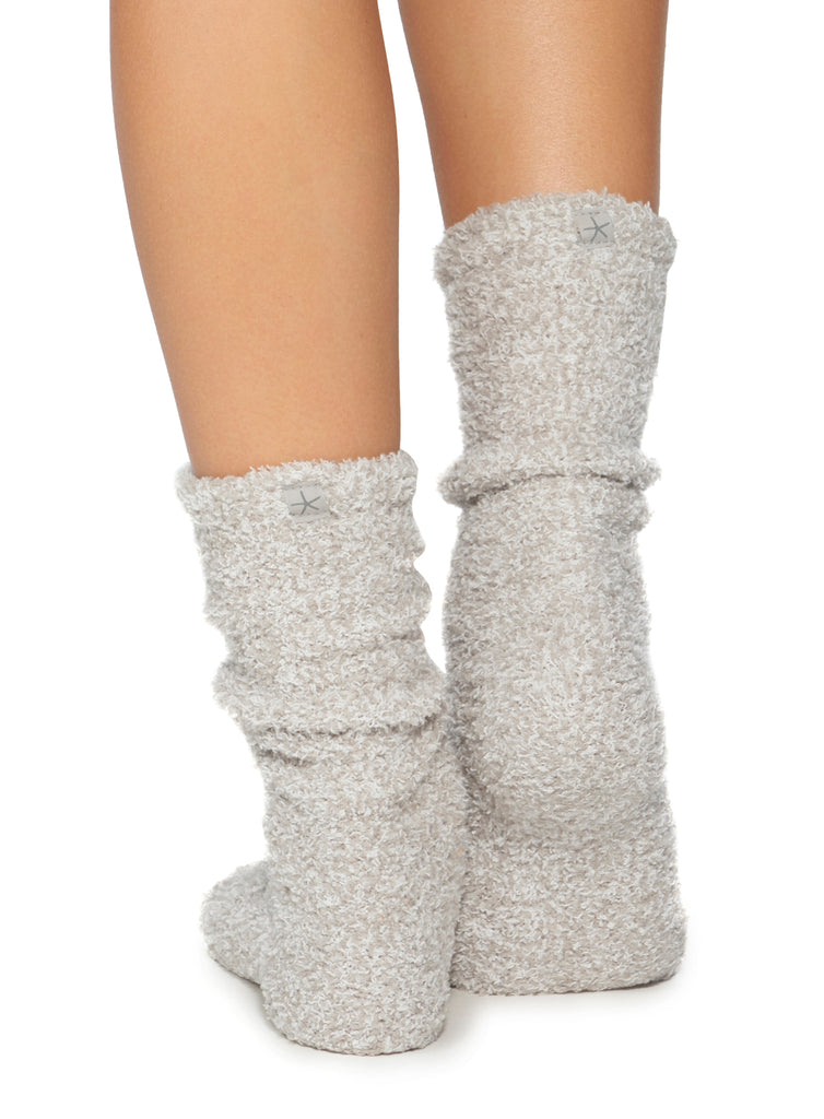 Barefoot Dreams The COZYCHIC Heathered Women's Socks