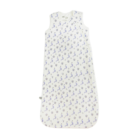 Kyte Baby Sleep Bag Peacock (Blue/White) Tog 1.0 6-18 Months