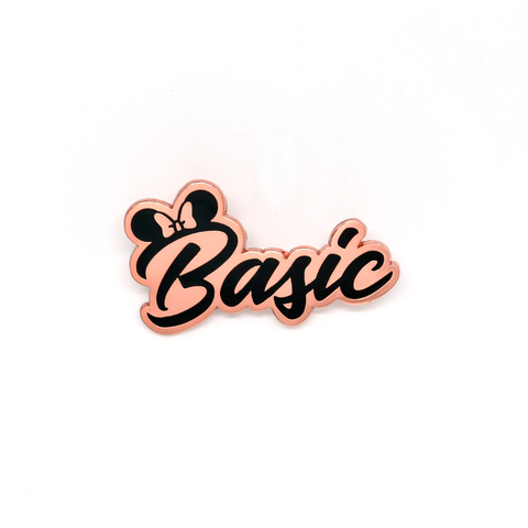 Basic Pin - Sold Out