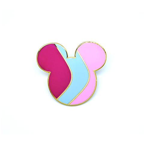Bubblegum Mouse Pin - Sold Out