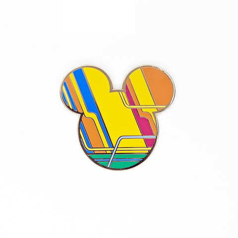 Carousel Mouse Pin