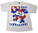 VTG 90'S - MICKEY & MINNIE USA