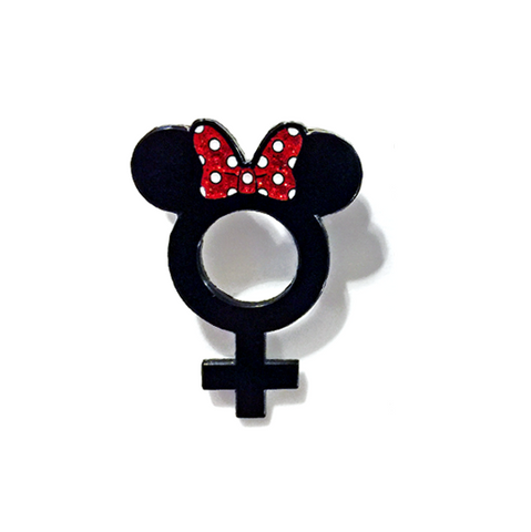 Empowerment Pin - B-Grade - ONLY 5 LEFT