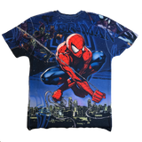 NEW - SPIDER MAN DOUBLE SIDED