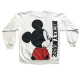 Vintage Doubled Sided Mickey Pullover - Sold