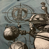 BRAND NEW 1990's Tomorrowland Disneyland T-Shirt W/ Original Tag -SOLD