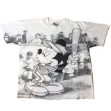 Vintage Mickey Baseball Shirt - Sold