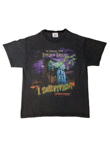 I Survived Tower Of Terror Shirt - Sold