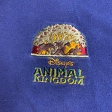 Vintage 1998 Animal Kingdom Embroidered Men's Polo