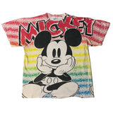 Vintage Rainbow Mickey Shirt - Sold