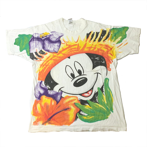 Vintage Mickey Hawaii Shirt - Sold