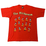 Vintage The Mickerna Red Shirt