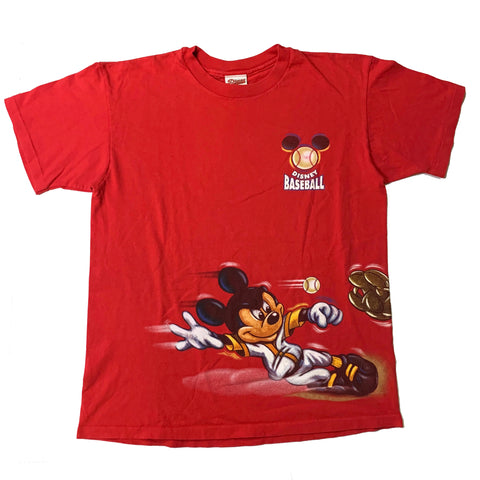 Vintage Mickey & Donald Double Sided Baseball Shirt - Sold