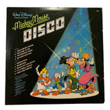 MICKEY MOUSE DISCO RECORD