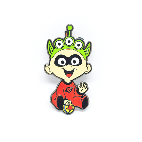 Jack Attack Pin - Sold Out