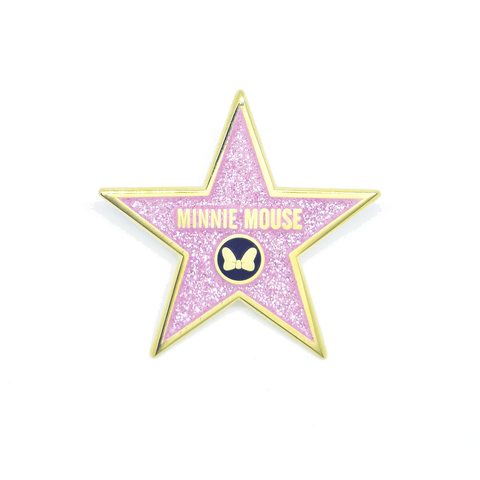 Mouse of Fame Pin