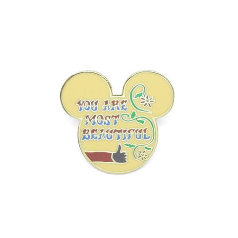 Most Beautiful Mouse Pin - Sold Out