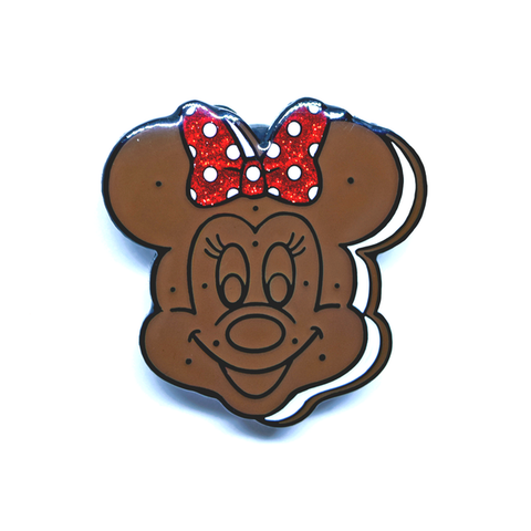 Minnie Sandwich Pin - B-Grade
