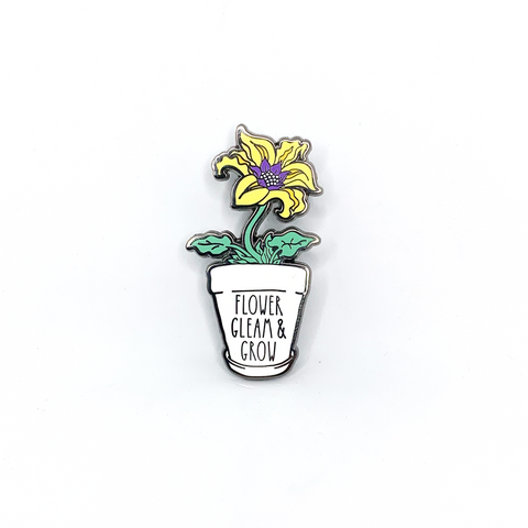 Gleam & Grow Pin - Sold Out