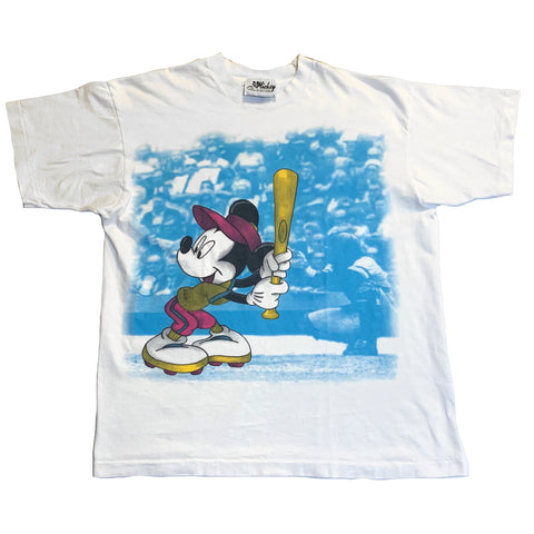 VINTAGE MICKEY BASEBALL SHIRT