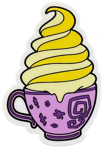 Dole Whip Party - Sticker