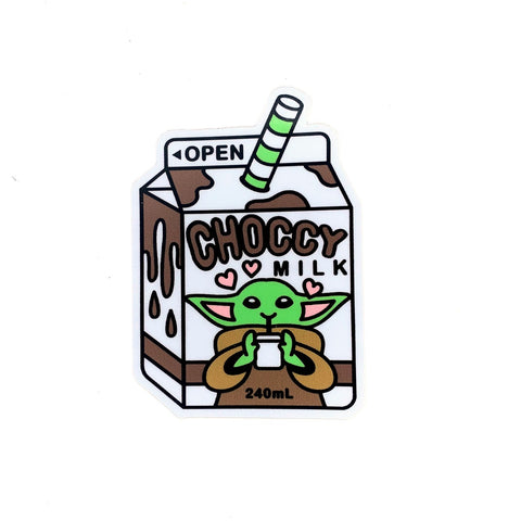 Choccy Milk - Sticker