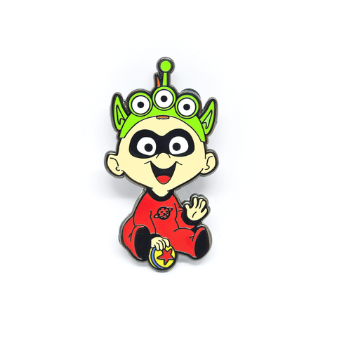 Jack Attack Pin - B-Grade - ONLY 1 LEFT