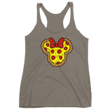 Minnie Pizza - Women's Racerback Tank