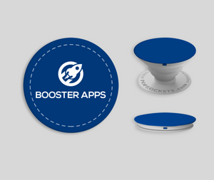 Booster Apps Pop Sockets